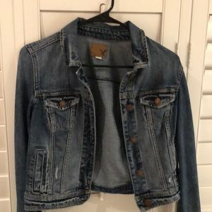 American Eagle Jean Jacket (small)